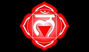 Símbol del primer chakra o chakra base