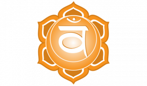 Símbol del segon chakra o chakra sacral