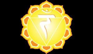Símbol del tercer chakra o plexe solar