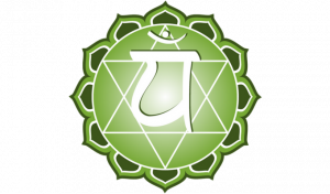 Símbol del quart chakra o chakra cor