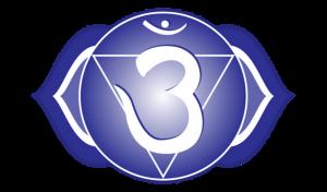 Símbol del sisè chakra o tercer ull